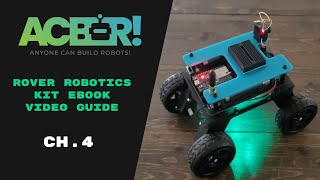 Getting started with the Rover! (Rover eBook Chapter 4)