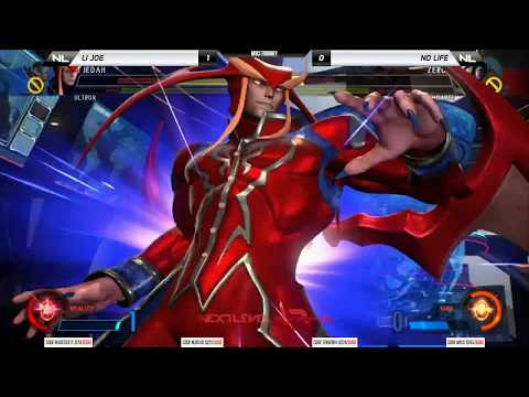 NLBC v.84 - Marvel vs Capcom Infinite - LI Joe vs No Life [1080p/60fps] - 동영상