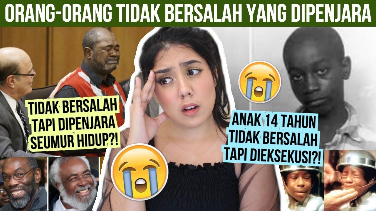 Kasus2 Orang TIDAK BERSALAH Tapi DIHUKUM!