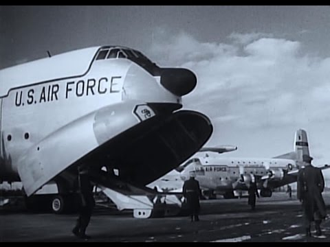 MATS - The Military Air Transport Service - 1963