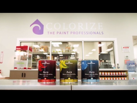 Benjamin Moore Retailer Colorize in Clifton Park, NY | New Entrepreneurial Program