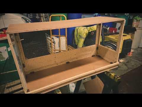 My DIY Bird Cage Build! 😁