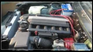 Запуск двигателя M52TU BMW E30