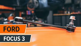 Wie FORD FOCUS III Regelsonde austauschen - Video-Tutorial