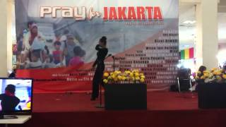 Mizz Ajeng - PELET - Live HQ - Pray For Jakarta