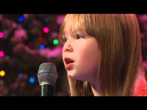 Connie Talbot-Somewhere over the rainbow.