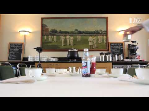Lunch at Lord's - what's on today's menu? | MCC/Lord's