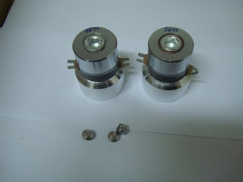 Ultrasonic Cleaning Transducers - Beijing Ultrasonic