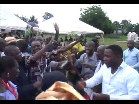 Burial Ceremony of my loving mother,Mrs Grace ugbelase pt 3