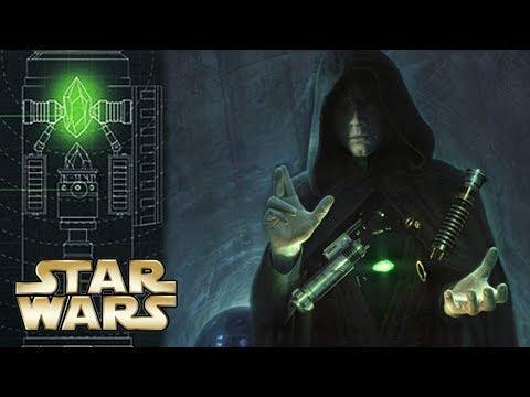 Wie kam Luke an sein grünes Lichtschwert aus Episode 6? [Legends]