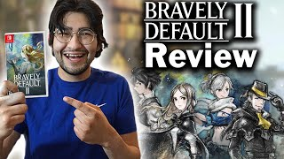 Bravely Default 2 Review (Nintendo Switch) (Video Game Video Review)