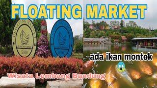 Download WOW !! ada ikan montok di Floating Market || Wisata Lembang Bandung