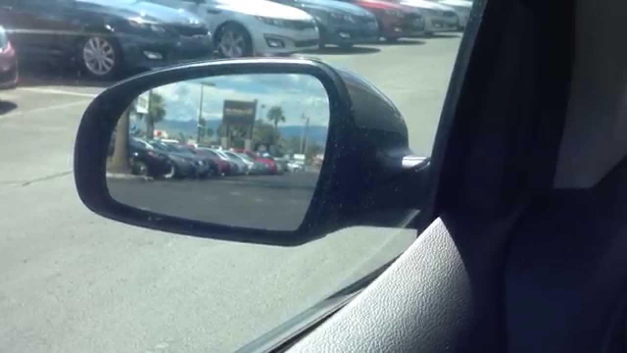 2014 Kia Forte Koup Power Folding Mirror Youtube