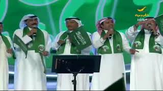 سيوف العز ( ربنا واحد ) - اليوم الوطني 87