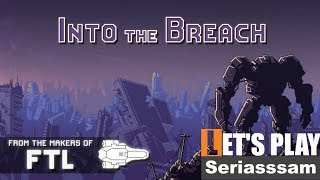 Into the Breach   Blitzkrieg Squad – Gameplay Let's Play – Run 2 – Part 2 END