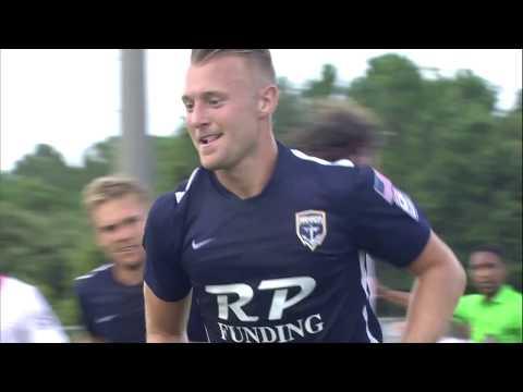 Jack Blake Jacksonville Armada FC Highlights 2017
