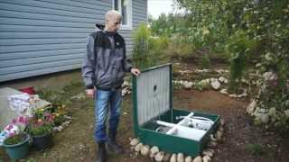 Сервис канализации для загородного дома Юнилос(Сервисное обслуживание - http://teplostroy.su/servis-septika-yunilos-astra/ Рассказываем и показываем как делается сервисное..., 2014-09-24T21:11:55.000Z)
