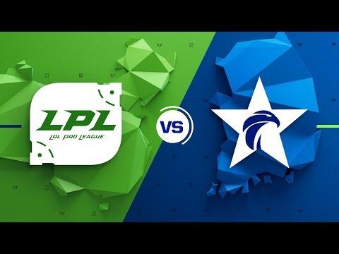 Çin ( LPL ) vs Kore ( LCK ) Yarı Final 1.Maç Özeti | 2017 All-Star