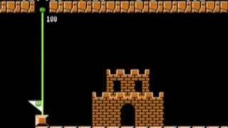 Super Mario Brothers - Frustration(This guy gets really mad when playing Super Mario Brothers Hi Joe L and Mike L. Joe Liguori is a duck., 2007-08-10T20:56:57.000Z)