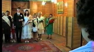 Свадьба Нестеровой