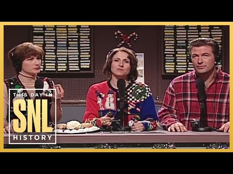 This Day in SNL History: NPR's Delicious Dish