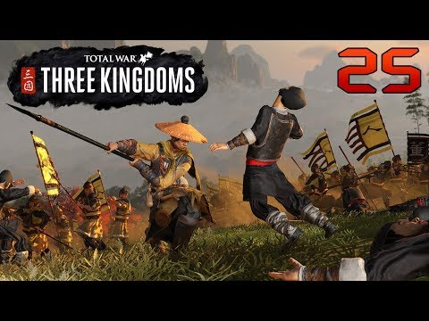 Total War: Three Kingdoms (Huang Shao) - Part 25 (Pár Solidních Bitev)