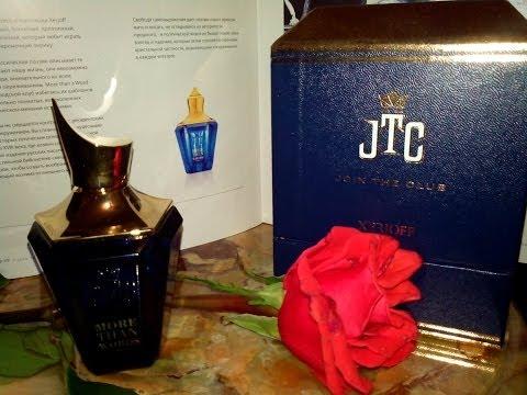 Нишевый парфюм XERJOFF  JTC  More Than Words Подарки часть 3