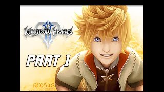 Kingdom Hearts 2.5 Final Mix Walkthrough Part 1 - ROXAS (Kingdom Hearts 2 PS4)