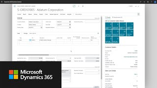 How to use drop shipments with Dynamics 365 Business Central