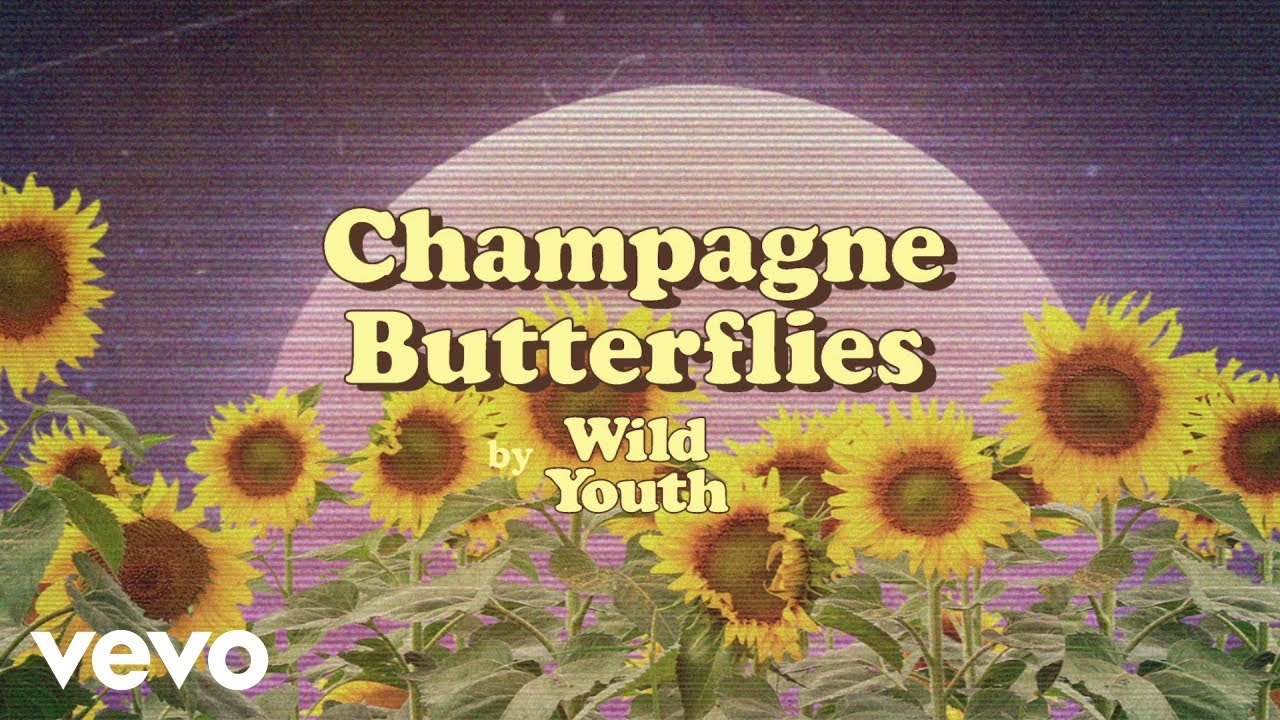 Wild Youth - Champagne Butterflies