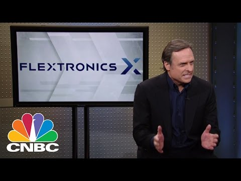 Wearable Technology: Flextronics CEO | Mad Money | CNBC