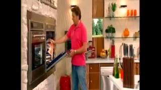 JAMES MARTIN and TOM KERRIDGE Oven baked pollock with radishes SATURDAY KITCHEN