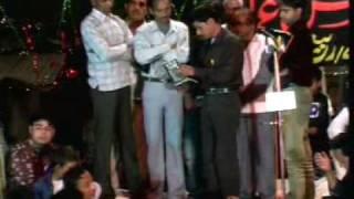 Anjuman Haideri Karvan Salempur Clip-02 (Juloos-e-Amari 2009 Daryabad Allahabad)