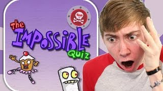 THE IMPOSSIBLE QUIZ! (iPhone Gameplay Video)