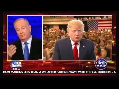 Bill O'Reilly Interviews Donald Trump