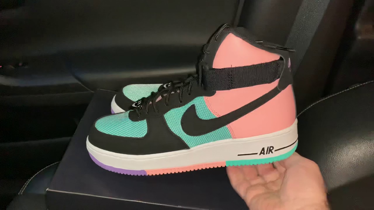 Nike Air Force 1 High '07 LV8 Have A Nike Day Shoes