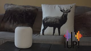 Using the Apple HomePod in Canada - SpeakUp