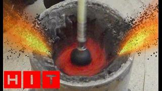 Jak wyczyścić komin - smoła i sadza w kominie   TEST - mechaniczne czyszczenie komina