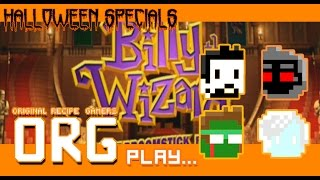 ORG Play - BespectacledTw*t - Billy the Wizard for Wii (October Halloween Specials)