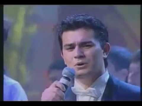Saimir Pirgu/Ardit Gjebrea - Zoti im - Magic Song - Albania 2006