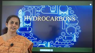 I PUC   Chemistry   Hydrocarbons - 05