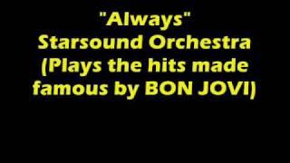 """Always"" (Instrumental) - Bon Jovi"