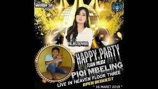 DJ aliendya live in heaven Surabaya