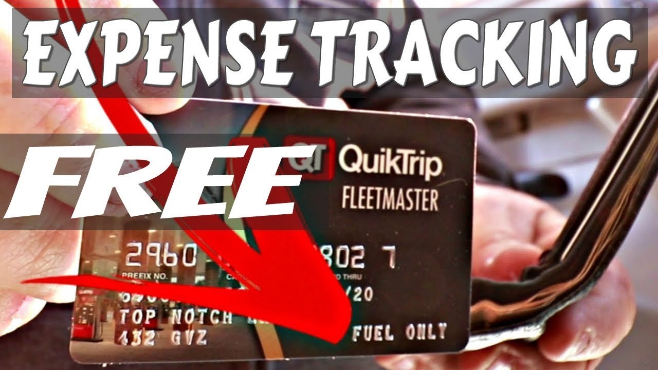 Small Business Tracking Gas Expenses and Mileage For Free - YouTube