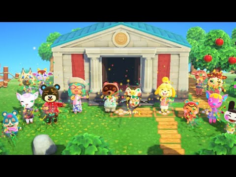 Animal Crossing Game Show - Animal Crossing Game Show