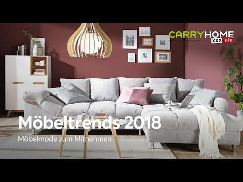 CARRYHOME Möbeltrends 2018 - erhältlich bei XXXLutz