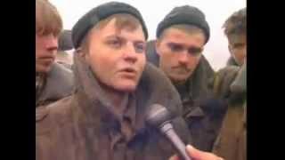 Чечня.   Боевые действия    1996г.(Редкие кадры)