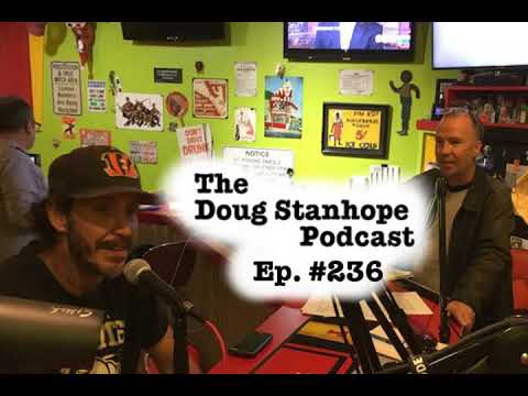 Doug Stanhope Podcast #236 - Cold Cut Kenny, FunHouse Comedy Show & Celebrity Death Pool Update