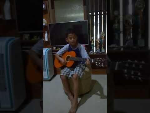 Belajar Cord Gital Lagu Naik Delman