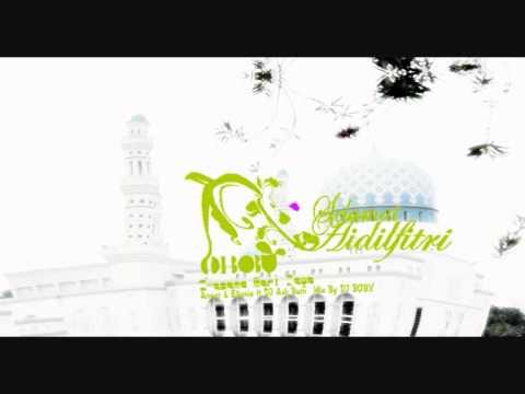 Suasana Hari Raya Remix - Anuar & Ellanie ft DJ Ash Burn (Mix By DJ BOBY) 2011 HQ